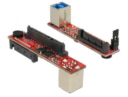 Convertor SATA 6 Gb/s la USB 3.0-B, Delock 62652