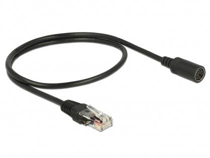 Cablu MD6 serial la RJ45 M-T 52cm, Navilock 62931