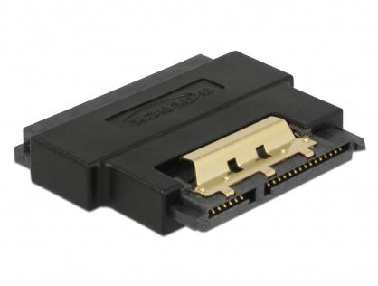 Adaptor SATA 22 pini T-M port saver, Delock 63945