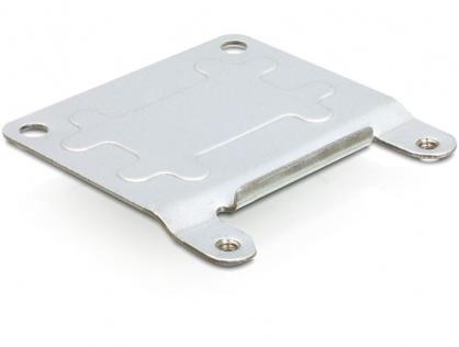 Adaptor mini PCI Express/ mSATA half size - full size, Delock 65326