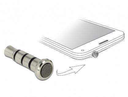 Smart Key pentru jack 3.5 mm Stereo, Delock 65591