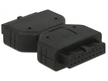 Adaptor USB 3.0 Pin Header M-M, Delock 65679