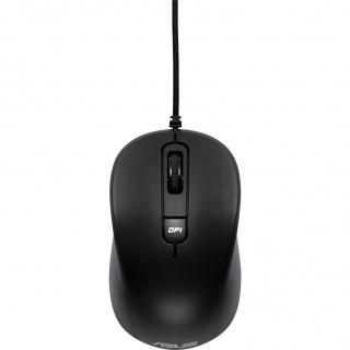 Mouse optic USB MU101C Negru, Asus
