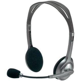 Casti Logitech H110 cu microfon, 981-000271