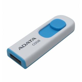 Stick USB 2.0 8GB ADATA C008 White&Blue