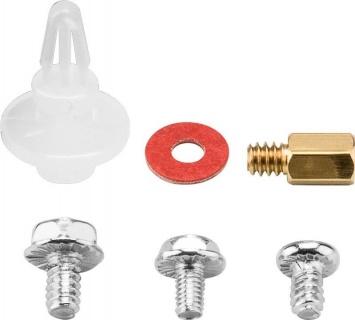 Kit montare suruburi PC/placa baza/carcasa/HDD, Goobay 12222