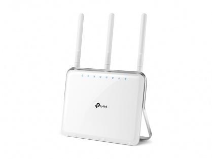 Router AC1900 Dual Band Wireless Gigabit, TP-LINK Archer C9