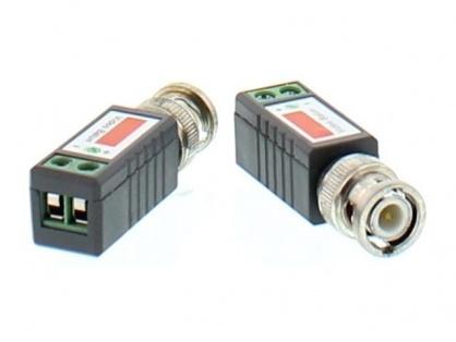 Video balun pentru cablu UTP/STP, BLN-N-S02-WL