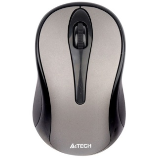 Mouse Wireless Optic Gri A4TECH G7-360N-1