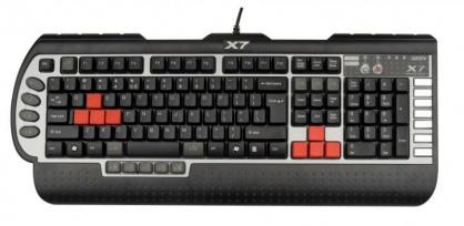 Tastatura A4TECH 3X fast Gaming, USB, G800V