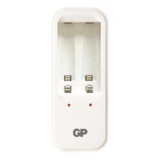 Incarcator AA/AAA (LR6/LR3) Ni-MH, GP Batteries GPPB410GS-BL1