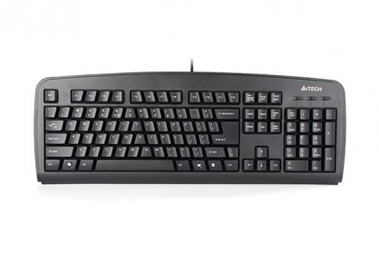 Tastatura A4Tech USB KBS-720-USB, Black