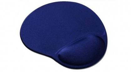 Mouse Pad gel cu suport incheietura confortabil Albastru, MP-GEL/40