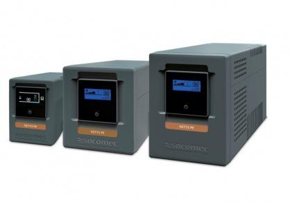 UPS SOCOMEC Netys PE-LCD 1000VA USB