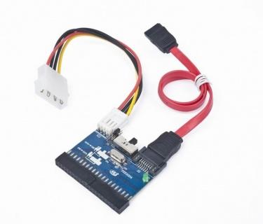 Convertor IDE-SATA bidirectional, Gembird SATA-IDE-2