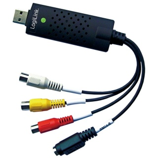 Placa de captura externa USB, Logilink VG0001A