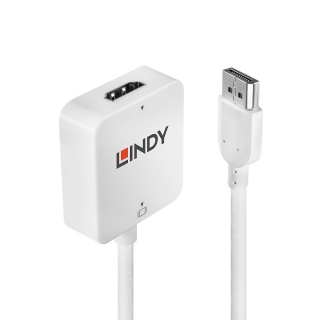 Adaptor HDMI la DisplayPort 4K M-T, Lindy L38146