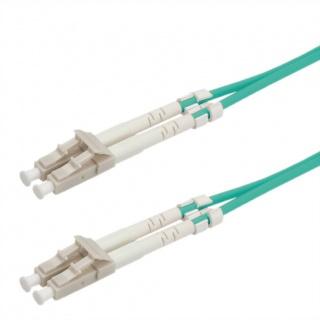 Cablu fibra optica LC-LC OM3 duplex multimode 1m, Value 21.99.8701