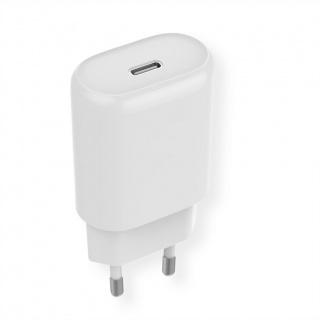 Incarcator priza 1 x USB-C Quick Charge 4.0 18W, Roline 19.11.1023