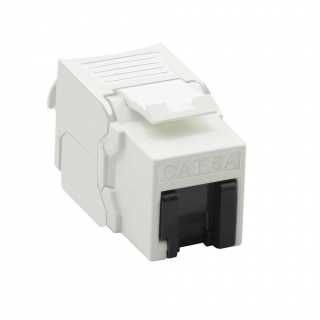 Keystone RJ45 Cat.6A (Class EA)  UTP tool-free, Value 26.99.0377