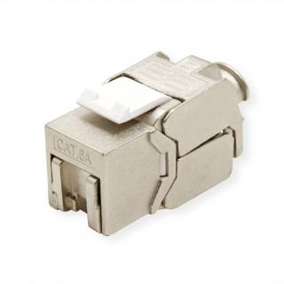 Keystone RJ45 cat 6A STP tool-free, Value 26.99.0378