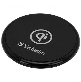 Incarcator Fast Charger (incarcare rapida) Wireless Qi 10 W, Verbatim 49550