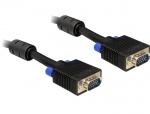 Cablu SVGA 15T-15T ecranat 1m, Delock 82556