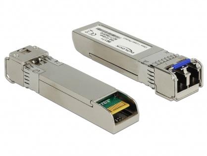 Modul SFP+ 10GBase-LR SM 1310 nm, Delock 86171