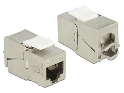 Modul Keystone la LSA Cat.6A STP compact, Delock 86179