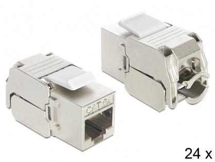 Module keystone RJ45 > LSA Cat.6A 24 buc/cutie, Delock 86405