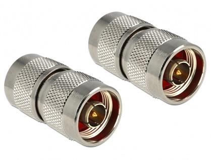 Adaptor N plug la N plug, Delock 88794