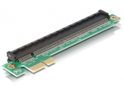 Riser Card PCI Express x1 la x16, Delock 89159