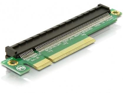 Placa extensie PCI-Express x8 la x16, Delock 89166
