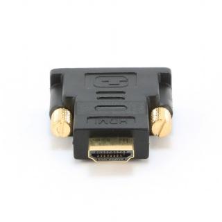 Adaptor DVI-D Single Link la HDMI T-T, Gembird A-HDMI-DVI-1