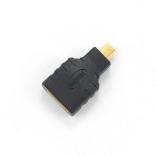 Adaptor micro HDMI-D la HDMI T-M, Gembird A-HDMI-FD