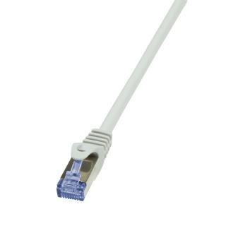 Cablu de retea RJ45 SFTP cat7 LSOH 3m Gri, Logilink CQ4062S