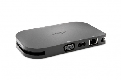 Docking station SD1600P USB-C, la 4K HDMI / VGA / Gigabit LAN / 2 x USB 3.0-A, Kensington K33968EU