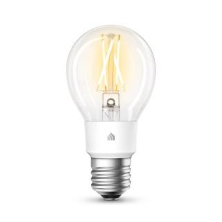 Bec inteligent Wi-Fi cu filament Kasa Smart LED Alb E27, TP-LINK KL50