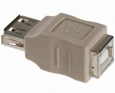 Adaptor USB 2.0-A la USB-B M-M, KUR-1