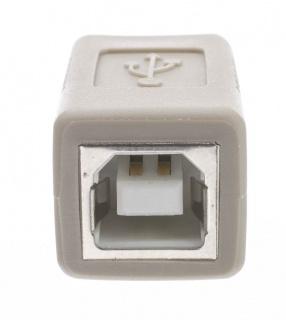 Adaptor USB 2.0-B la USB-B M-M, KUR-7