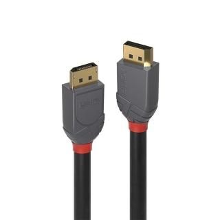 Cablu Displayport v1.2 4K@60Hz T-T 10m Anthra Line, Lindy L36486