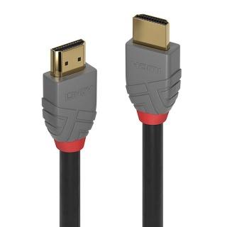 Cablu HDMI Ultra HD 4K Anthra Line T-T 15m, Lindy L36968