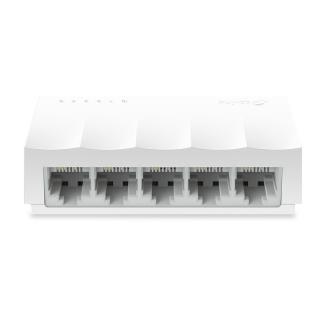 Switch Desktop LiteWave 5 porturi 10/100 Mbps Alb, TP-LINK LS1005