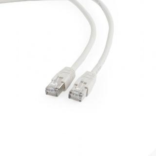 Cablu de retea RJ45 FTP cat6 0.25m Gri, Gembird PP6-0.25M