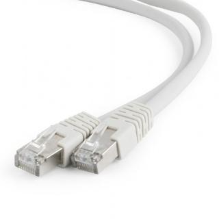 Cablu de retea RJ45 SFTP cat 6A LSOH 0.25m Gri, Gembird PP6A-LSZHCU-0.25M