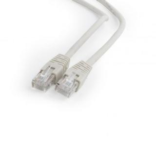 Cablu de retea RJ45 0.25m cat 6 UTP Gri, Gembird PP6U-0.25M
