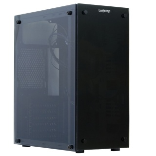 Carcasa Mini-Tower ATX, Logistep SP-GC-01