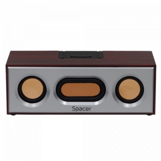 Boxa portabila bluetooth 2 x 3W RETRO, Spacer SPB-E362-BT