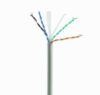 Rola cablu de retea UTP cat 6 100m fir solid Cu/Al, Gembird UPC-6004SE-SOL/100