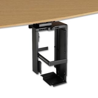 Suport carcasa PC montare sub birou + sistem blocare, Lindy L40288
